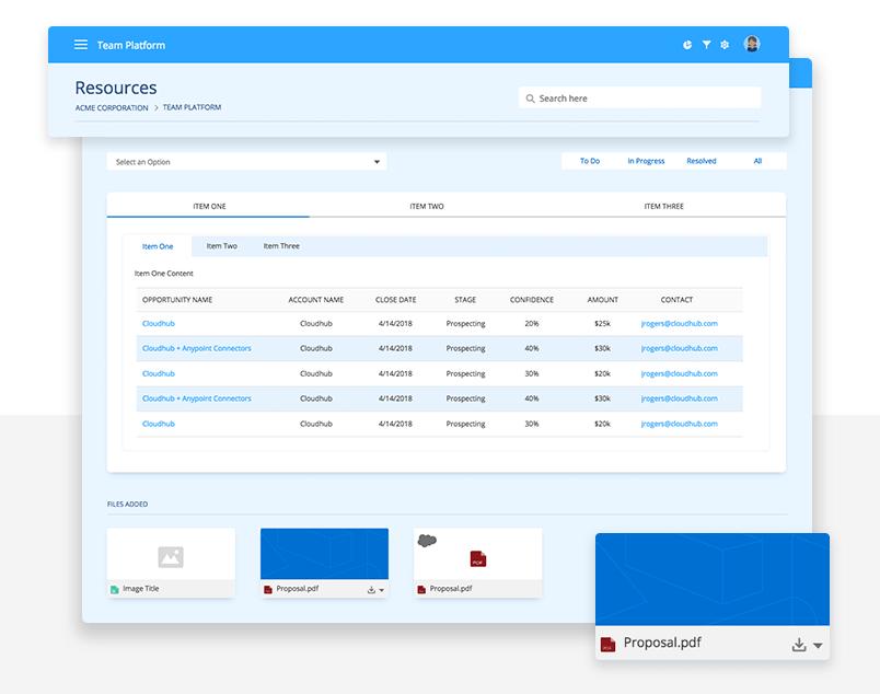 The best way to create custom Salesforce app prototypes