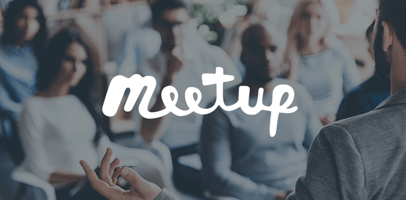 Meet-up logo