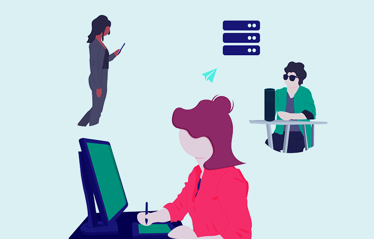 freelancer designers sharing tips and hacks for success
