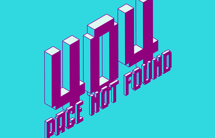 Tips for better 404 error pages – with examples