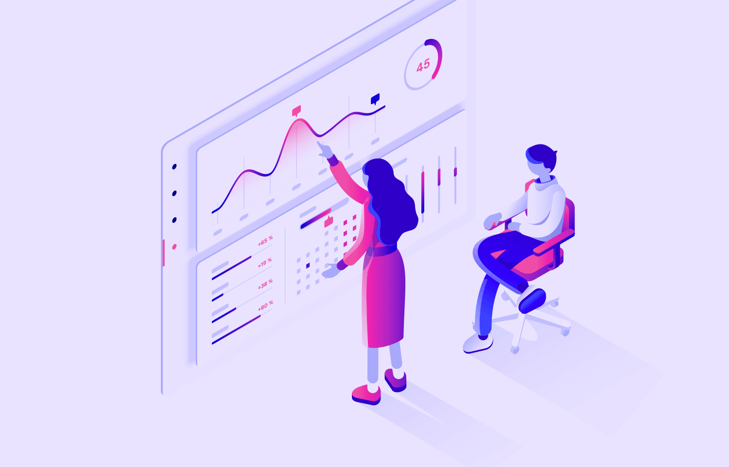 6 best practices for dashboard design - Justinmind