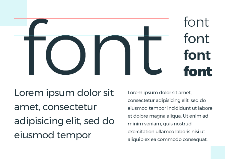 how fonts can help ux design