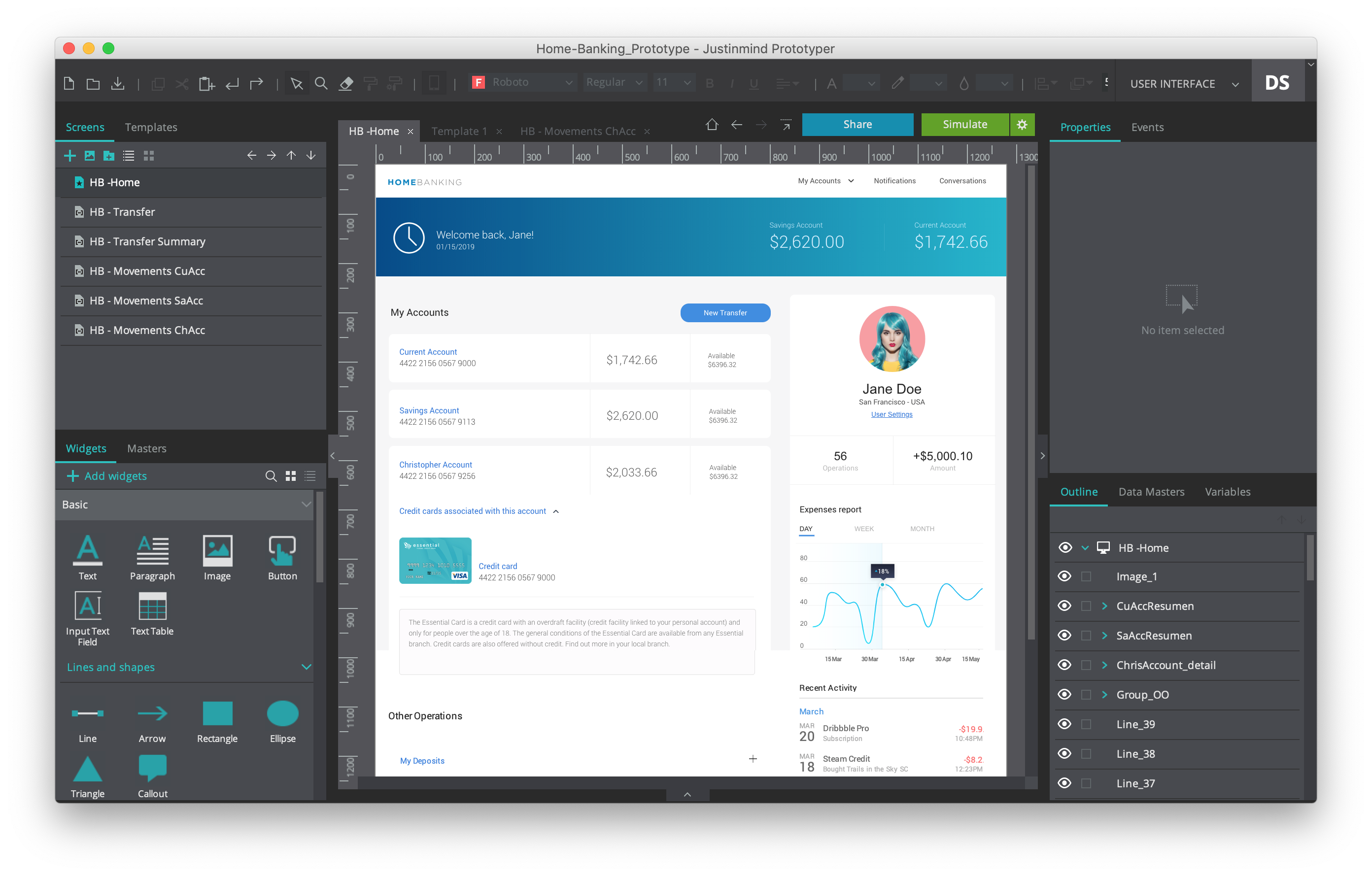 Learn how to prototype web & mobile apps from scratch