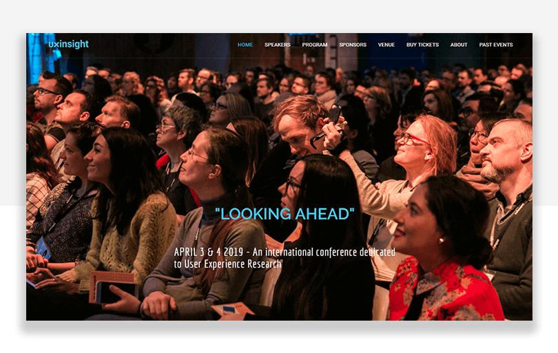 UX conference insight - utrecht netherlands