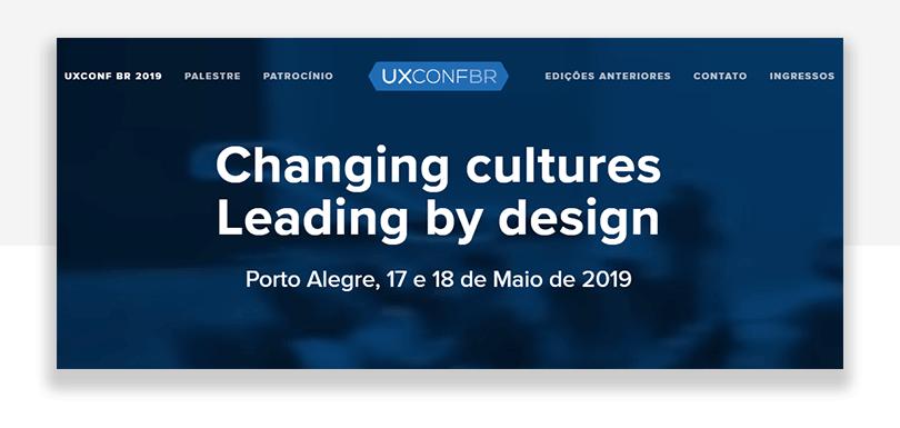 ux conference - porto alegre, brazil