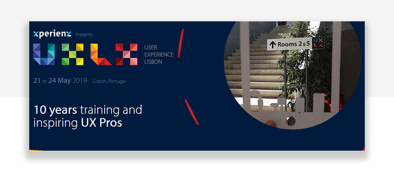 UX conference lisbon portugal