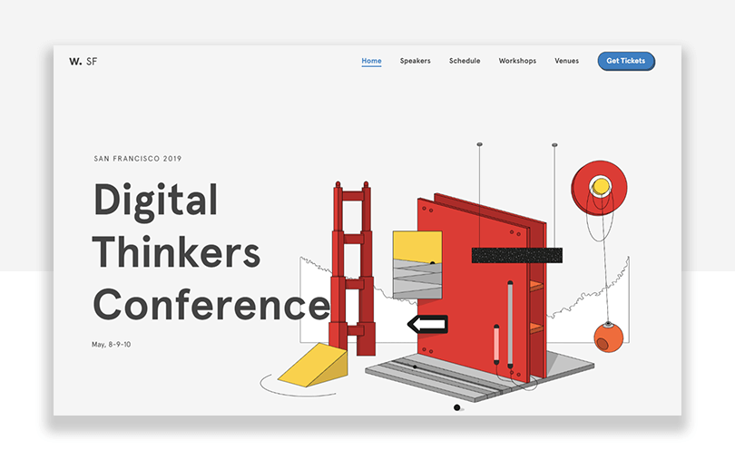 didigtal thinkers ux conference - san francisco