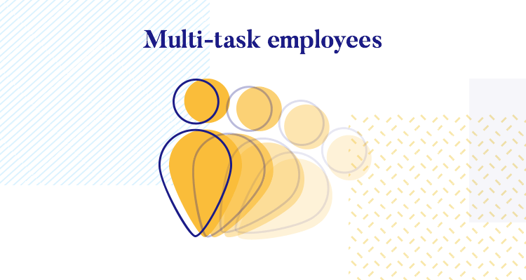 employees can multitask but enterprise ux pushes performance without the added stress