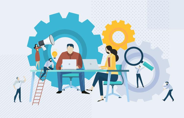 create an enterprise ux workflow