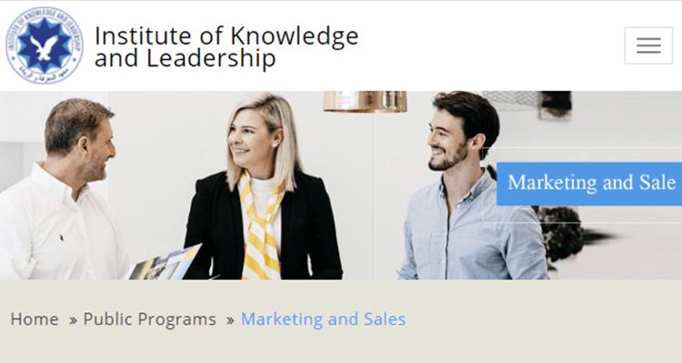 In-class product management course - IKL, Dubai