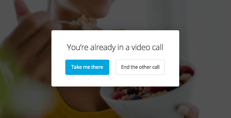example of descriptive copy in app form design