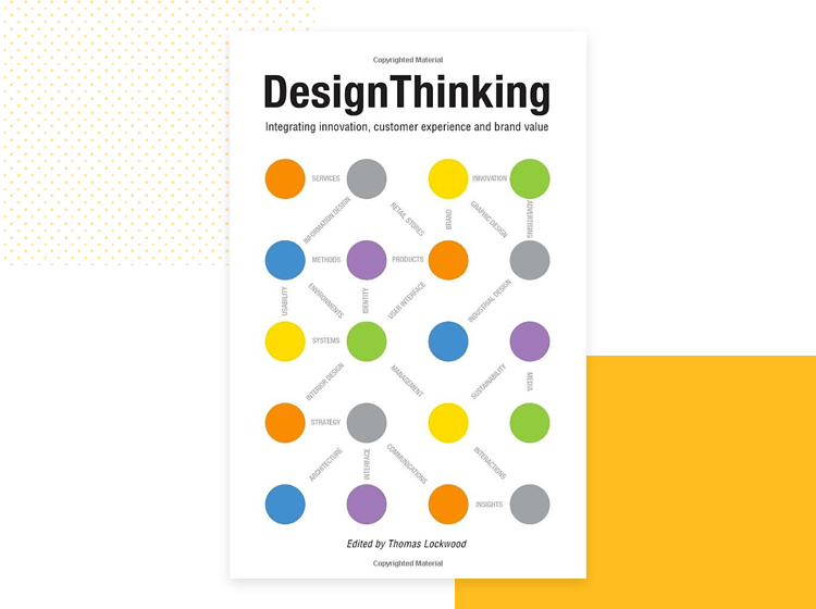 design thinking book cover