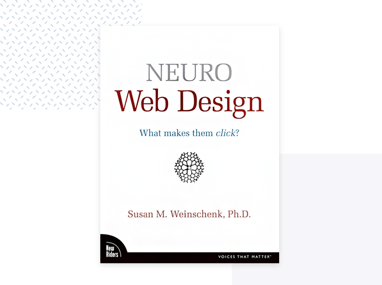 neuro web design thinking book