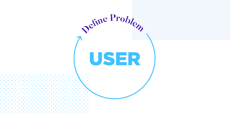 second stage of the design thinking process is problem definition