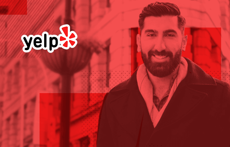 consistent design with flexibility at yelp
