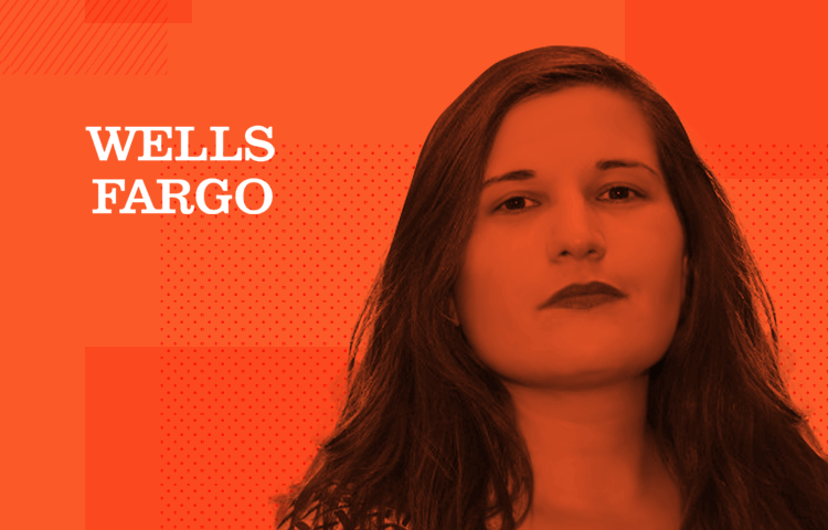 Communication and UX at Wells Fargo -Serafina Frongia