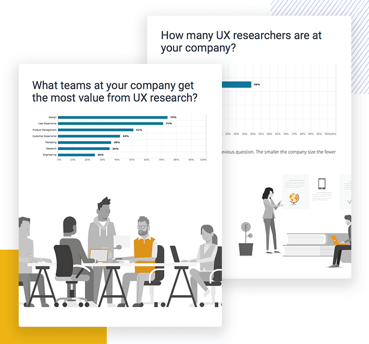 examples of questions in ux research survey at userzoom