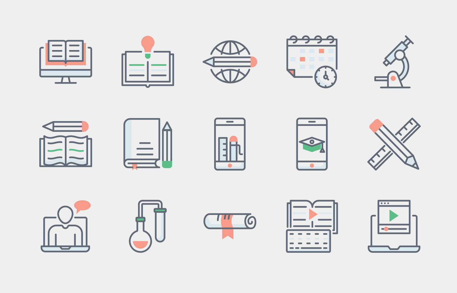 Free website icons to download for your next web design