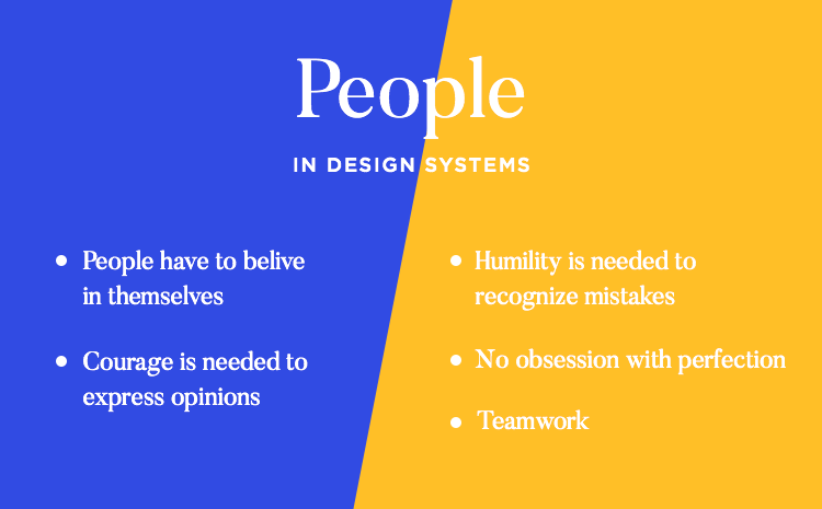 managing people in design systems at wells fargo