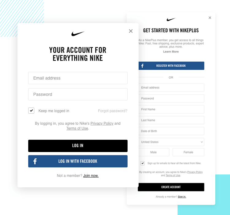 example of good validation in form ui design