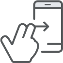 mobile gestures